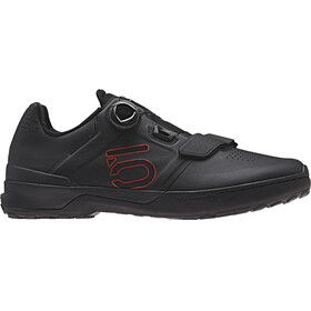 Five Ten 5.10 Kestrel Pro Boa Shoes Men core black/red/gresix